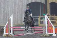 Hurworth Hunt Arena Show Cross 005