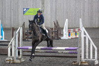Hurworth Hunt Arena Show Cross 007