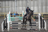 Hurworth Hunt Arena Show Cross 010