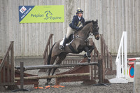 Hurworth Hunt Arena Show Cross 011