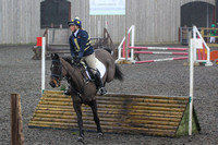 Hurworth Hunt Arena Show Cross 014