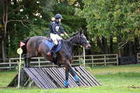 Bedale Hunter Trial 587