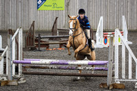 Hurworth Hunt Arena Show Cross 006