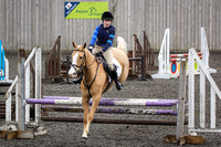 Hurworth Hunt Arena Show Cross 008