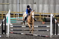 Hurworth Hunt Arena Show Cross 012