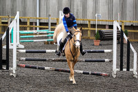 Hurworth Hunt Arena Show Cross 013