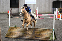 Hurworth Hunt Arena Show Cross 016