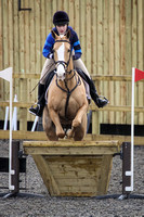 Hurworth Hunt Arena Show Cross 020