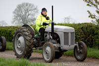 Hurworth Charity Tractor Run 016