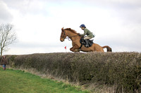 Hurworth Hunt Hedge Hop 014