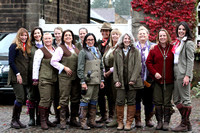 Ladies Shooting Ripley Castle 1
