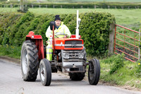 Tractor Rally 13.05.12 - On the run