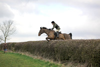 Hurworth Hunt Hedge Hop 010