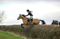 Hurworth Hunt Hedge Hop 020