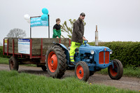 Hurworth Charity Tractor Run 013