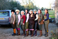 Studley Royal Ladies Shoot 001