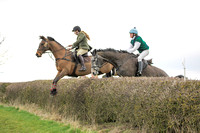 Hurworth Hunt Hedge Hop 013