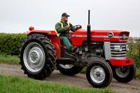 Hurworth Charity Tractor Run 019