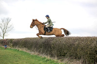 Hurworth Hunt Hedge Hop 015