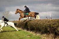 Hurworth Hunt Hedge Hop 006