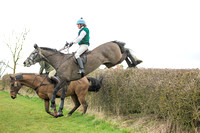 Hurworth Hunt Hedge Hop 016