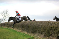 Hurworth Hunt Hedge Hop 007