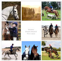 Horse Photo Shoot Gift Voucher