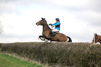 Hurworth Hunt Hedge Hop 018