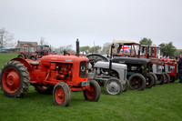 Hurworth Charity Tractor Run 003