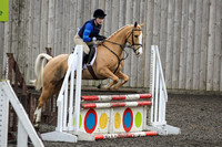 Hurworth Hunt Arena Show Cross 009