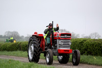 Hurworth Charity Tractor Run 018