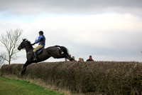 Hurworth Hunt Hedge Hop 011