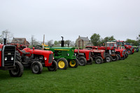 Hurworth Charity Tractor Run 005