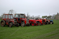 Hurworth Charity Tractor Run 009