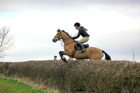 Hurworth Hunt Hedge Hop 019