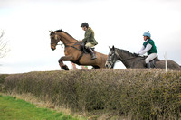 Hurworth Hunt Hedge Hop 012